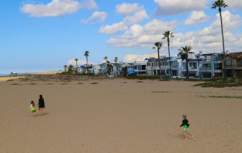 Photo of the day: Newport Beach in shelter in place