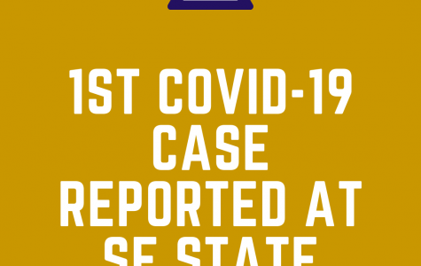 First confirmed COVID-19 case at SF State
