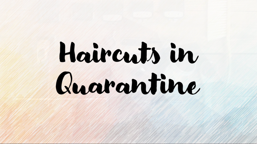 Using quarantine as an excuse to change your hair