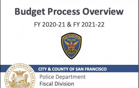 SFPD unveils $747 million budget plan for 2020