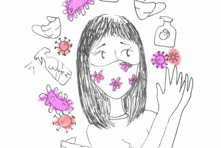 (Drawing by Kiley Staufenbeil)