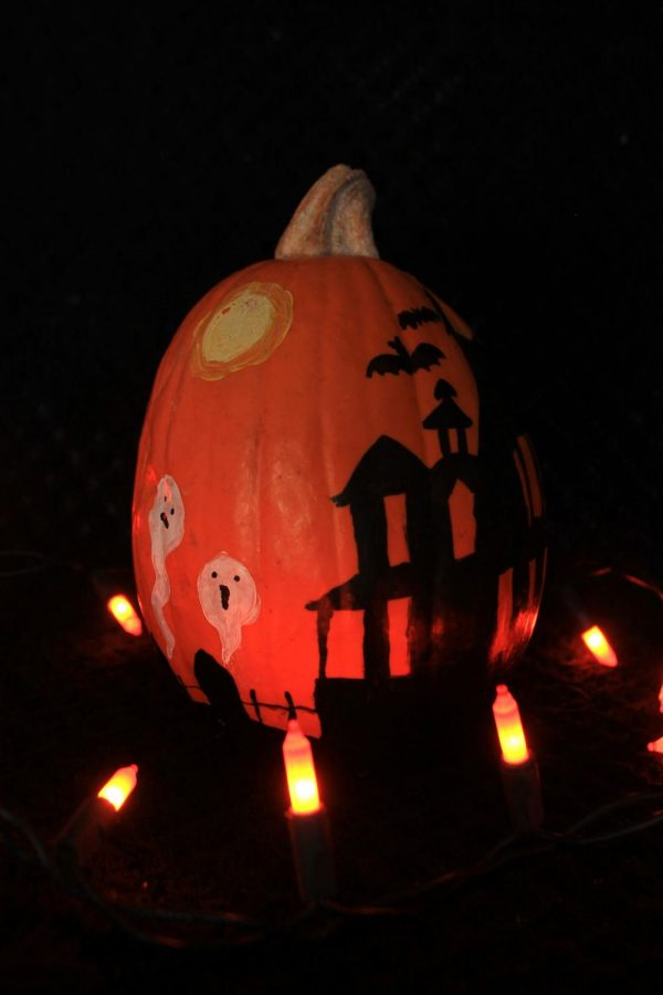 Carving pumpkins began in the 19th century in Ireland where people would carve faces into turnips and onions to ward off evil spirits. When Irish immigrants moved to the US, they began carving pumpkins instead as they were native to the region sparking the classic Halloween tradition.