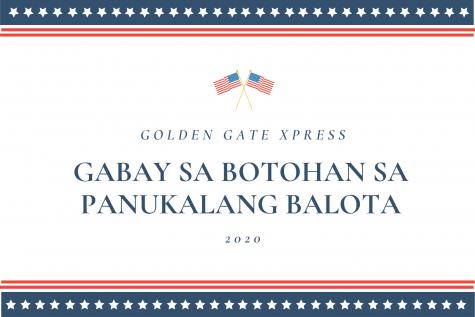 Ang Xpress 2020 Gabay Sa Botohan sa Panukalang Balota