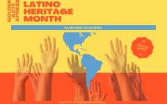 National Latino Heritage Month also coincides with the independence celebrations of several Latin American nations. Although the holiday is brief, the sentiments carried within it of reverence and commemoration extend beyond the month into perpetuity. (Sebastian Mino-Bucheli / Golden Gate Xpress)