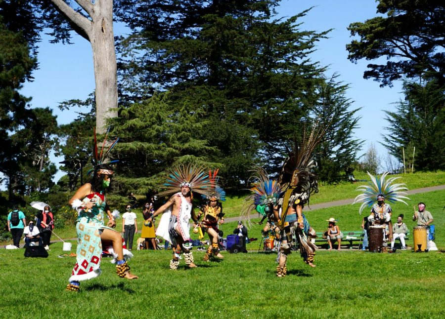 Photo+of+the+Day%3A+Indigenous+People%27s+Day+in+Golden+Gate+Park