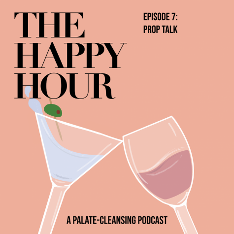 The Happy Hour episode 7: PROP TALK