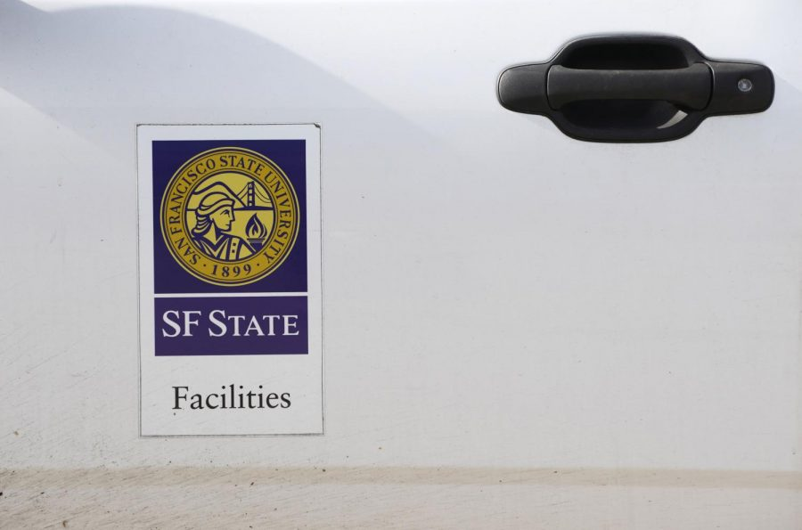 The remaining budget deficit sits at $16.8 million, and the university plans to save more money through a combination of the staff layoffs, employee resignations and retirements. (Alex Drew / Golden Gate Xpress)