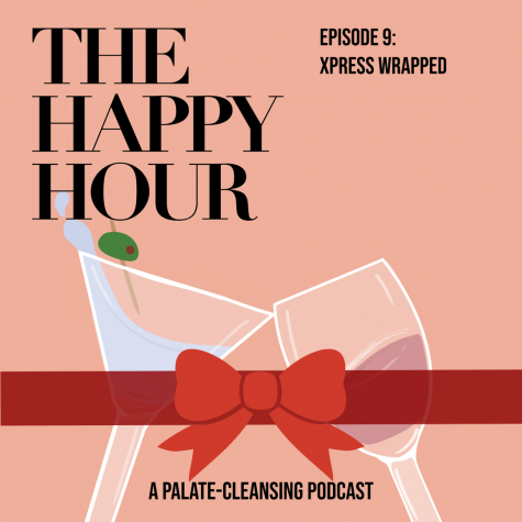 The Happy Hour episode 9: XPRESS WRAPPED