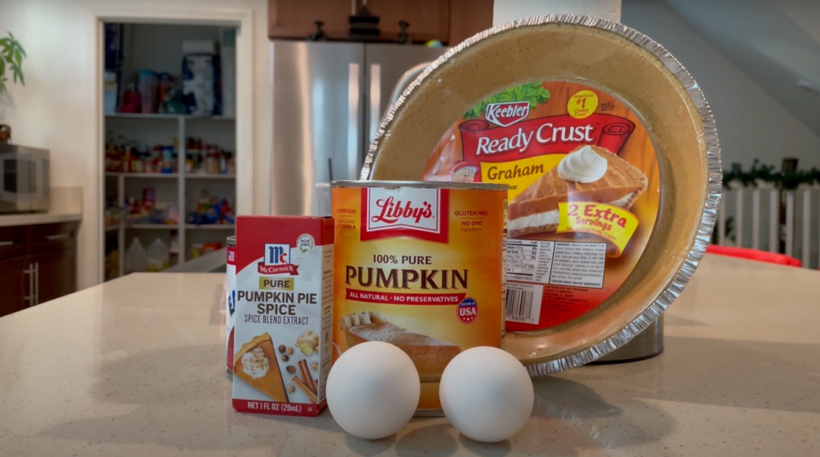 Recipe of the week: Pumpkin Pie