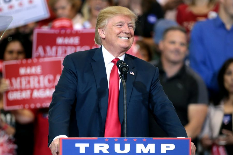 """SF State economics professor Michael Bar said that while Trump has the right to contest the election results to check for irregularities, prosecutions cannot pass without meeting certain standards. """"I don't think he has a chance to win,"""" Bar said. (Gage Skidmore / Creative Commons)"""