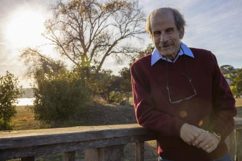 """San Francisco recognizes SF State professor and """"Forum"""" host Michael Krasny on day of retirement"""