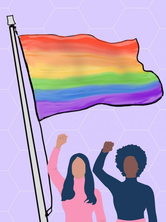 The Equality Act still faces an uncertain future in the Senate, but the narrow victory in the Houseis being celebrated by activists. (Ellie Doyen / Golden Gate Xpress)