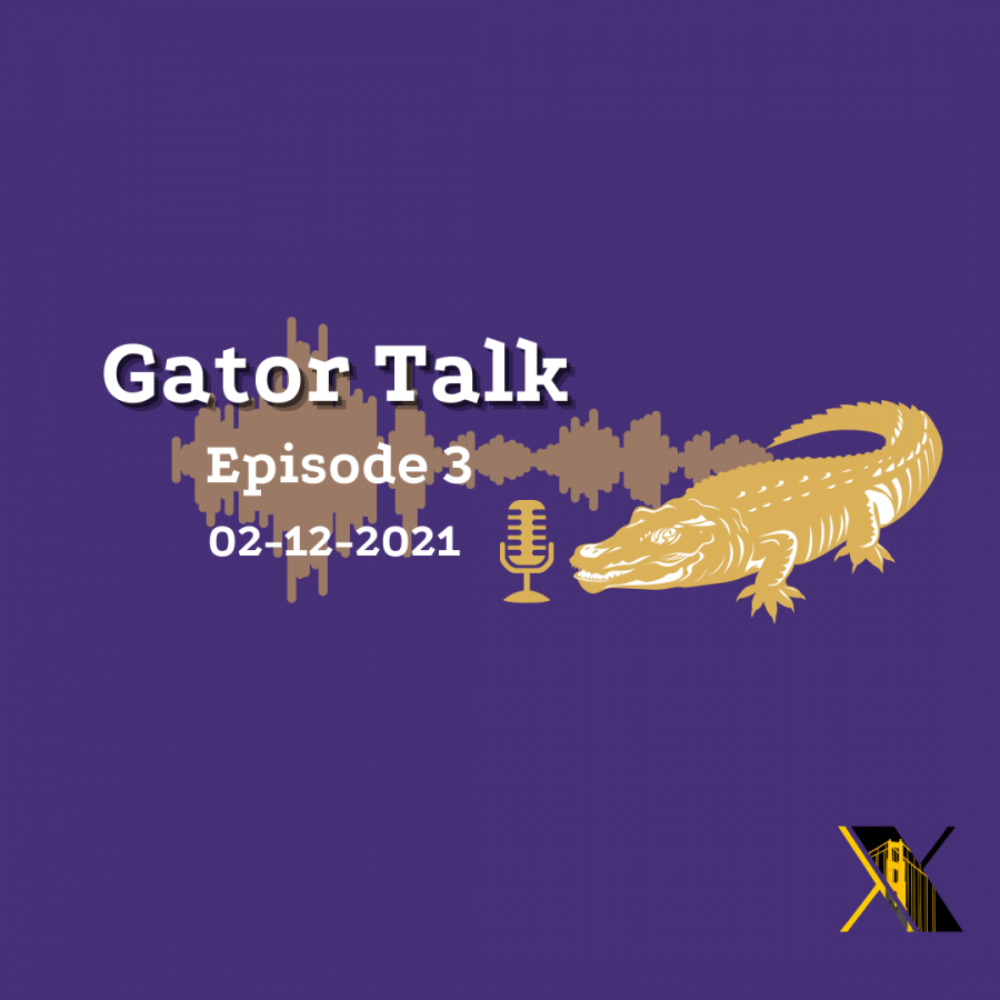 Gator Talk Episode 3