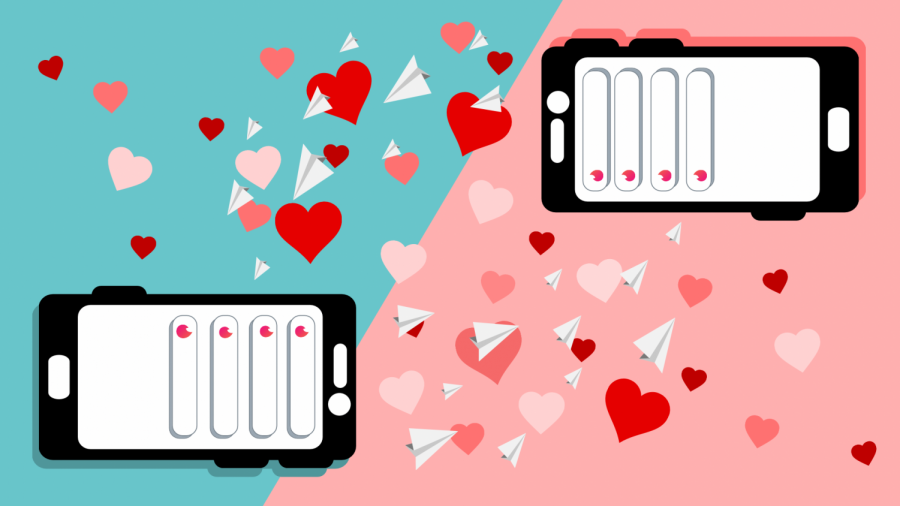 Online dating during COVID-19 and tips to stay safe while having fun. (Cameron Lee / GoldenGate Xpress)