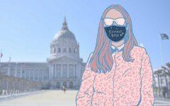 Sarah Souza, exalumna de SF State y beneficiada de DACA, es una defensora firme de los derechos de los inmigrantes y va ser la primera el la alcaldía a representar la población de inmigrantes indocumentados de San Francisco. (Kyran Berlin and Lucky Whitburn-Thomas / Golden Gate Xpress)