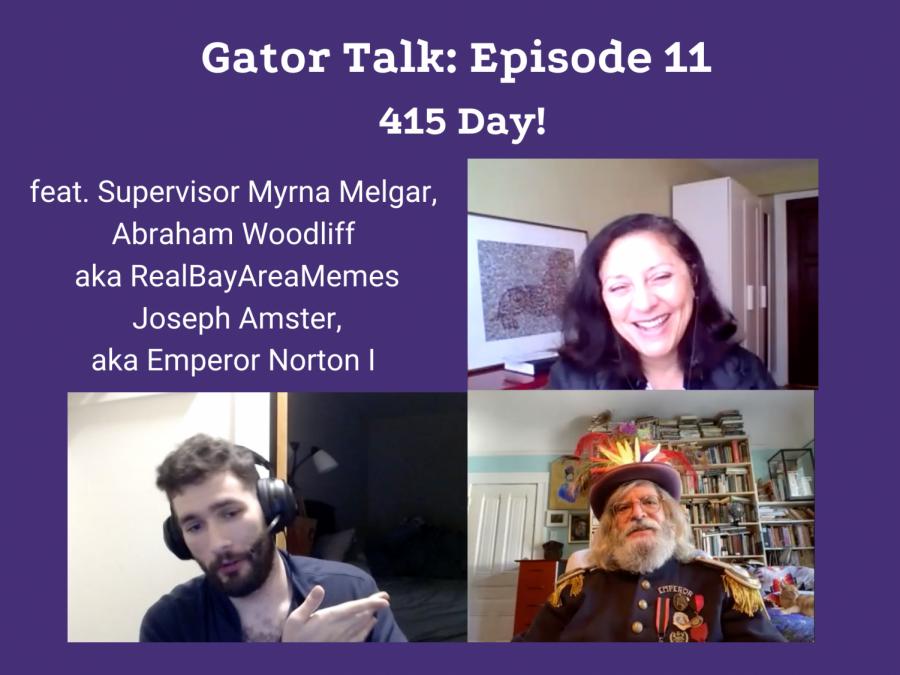 Gator Talk Episode 11: 415 Day!
