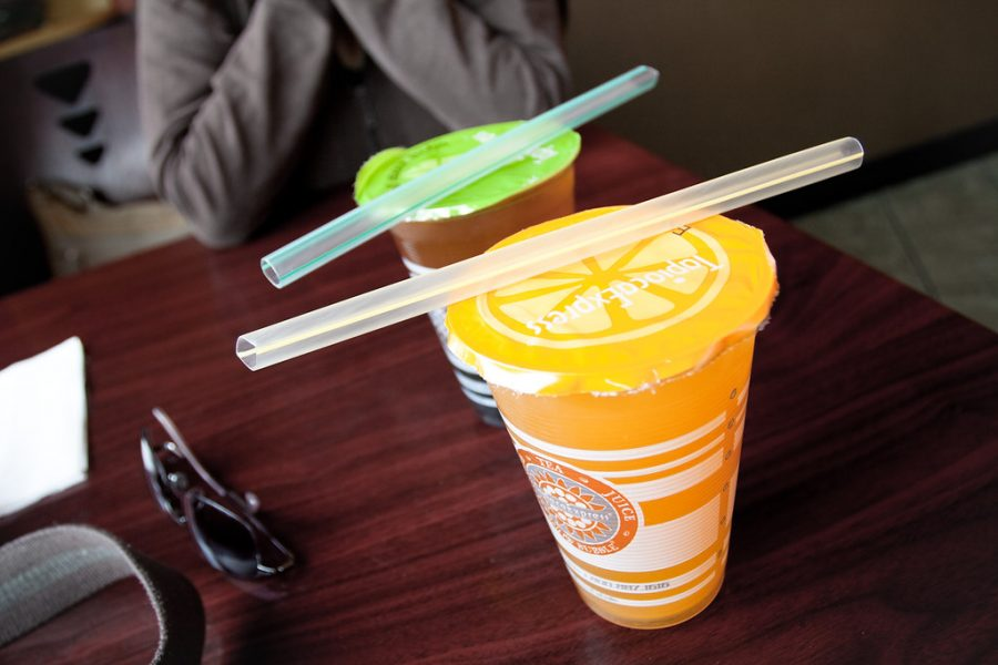 A shortage in boba 'pearls' and raw tapioca starch, caused by shipping delays related to COVID-19 and the Suez Canal blockage, has created uncertainty for many boba stores in the Bay Area as supplies run low. (Adam Collins / Creative Commons)