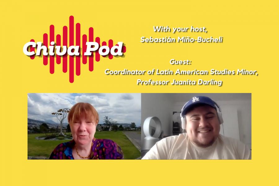 Gator Talk Episode 19: Preview of Chiva Pod - A conversation with Professor Juanita Darling