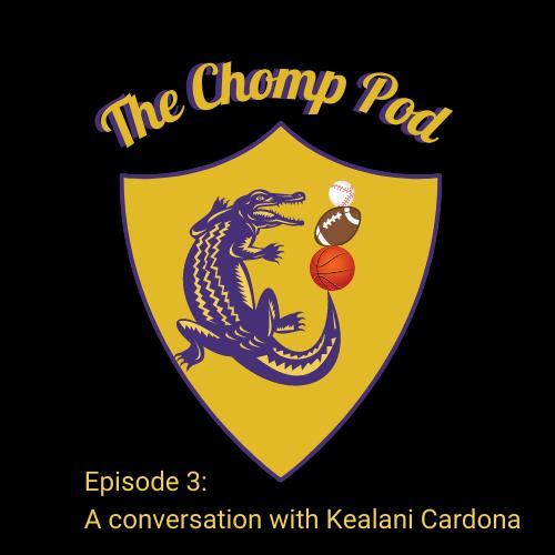 The Chomp Episode 3: A conversation with College of San Mateo softball pitcher, Kealani Cardona
