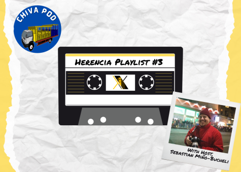 Chiva Pod: Herencia Playlist #3