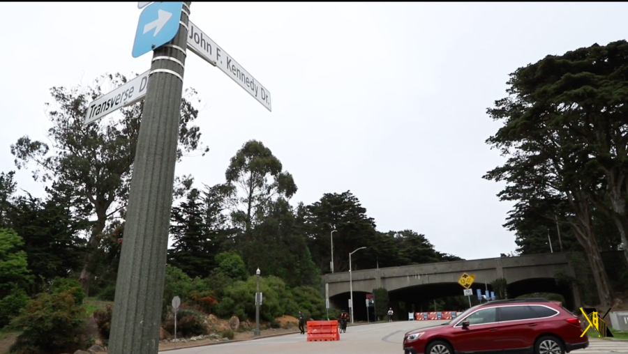 Prior to the novel coronavirus pandemic, John F. Kennedy Drive was one of the most dangerous streets for pedestrians in San Francisco, according to Car-Free JFK, a group of community members that is focused on providing residents people-first spaces.